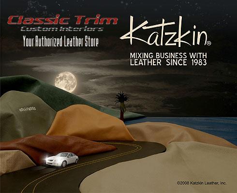 Authorized Katzkin's Rawlings Leather Shop