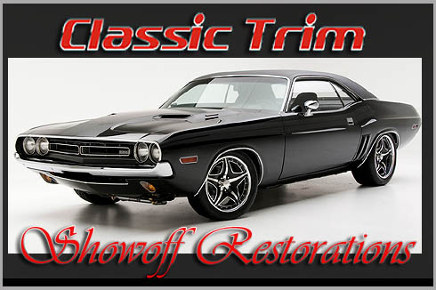 Restorations Exterior Trim And Accessories By Classic Trim Of - Mcallen car show